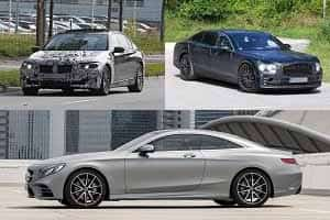Автомобили S-класса 2019 года