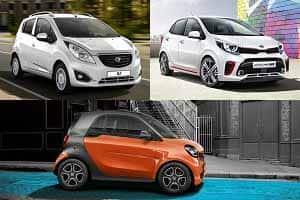 Городские автомобили