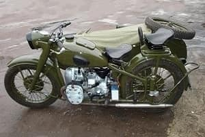 Мотоцикл-К-750-Днепр