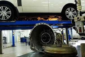 Ремонт КПП Land Rover