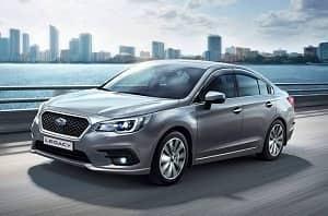 Subaru Legacy 2018 года