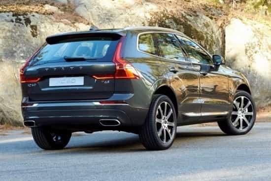 Volvo XC60 с дизельным двигателем