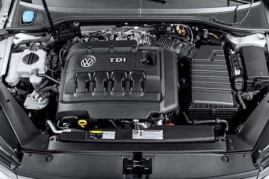 Двигатель 2.0 Volkswagen Passat 2018