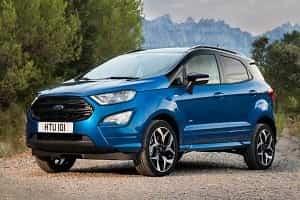 Ford EcoSport 2018 года