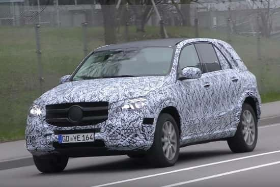 Mercedes-Benz GLE Coupe 2019 года