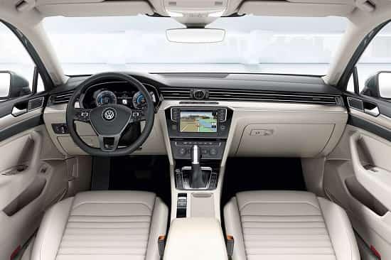 Салон Volkswagen Passat 2018