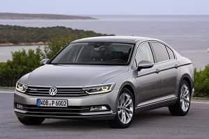 Volkswagen Passat 2018 года