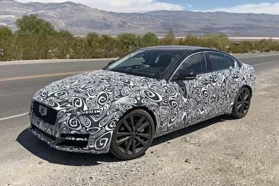 Jaguar XE 2019 года