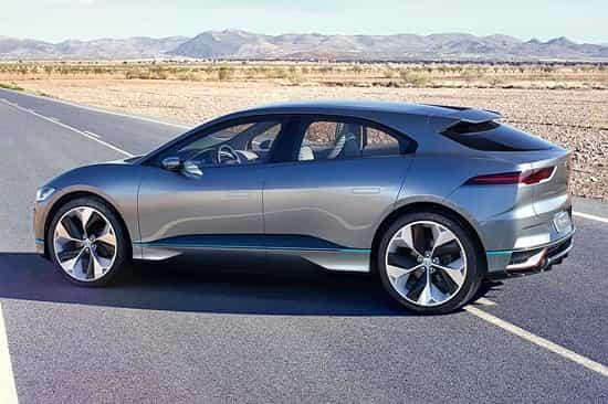 Кроссовер Jaguar I-Pace