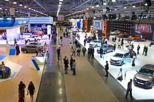 Московский Международный Автосалон 20187 года