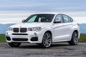 BMW X4 2018 года