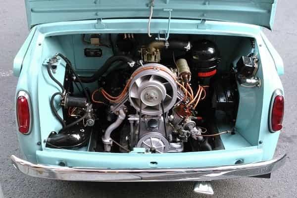 Двигватель-ЗАЗ-965