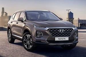 Hyundai Santa Fe 4 pokolenija