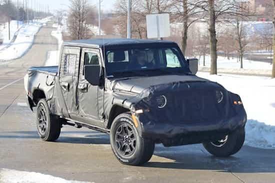 Jeep Scrambler 2019 года