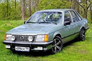 Opel Senator 1979 года