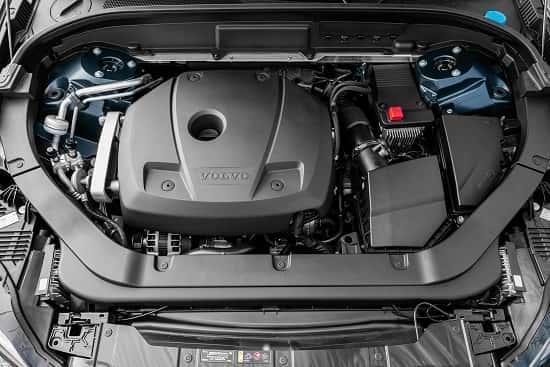 Двигатель Volvo XC60 2018 года