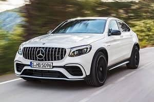 Mercedes-AMG GLC 63 S Coupe 2018 года