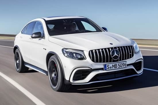 Mercedes-amg-glc 63