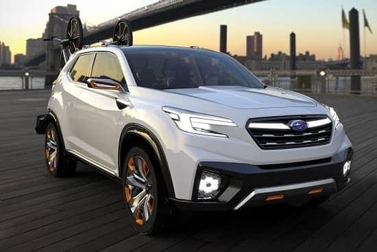 Subaru Forester 2018 года