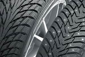 Шипованные шины и нешипованные