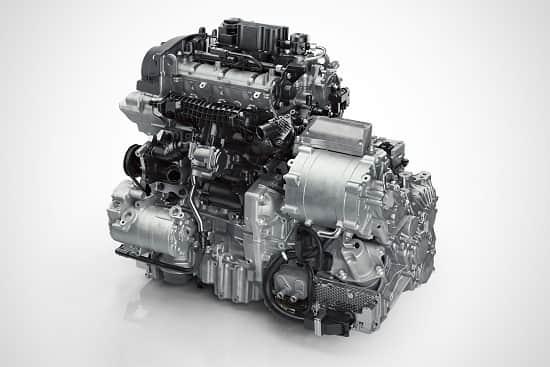 Двигатель Volvo XC40 2018