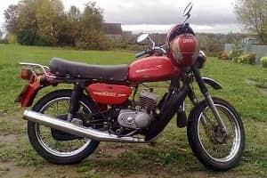 Мотоцикл «Минск» ММВЗ-3.112