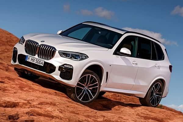Кроссовер BMW X5 2019