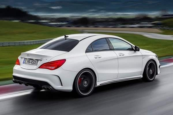 Mercedes AMG 45 CLA
