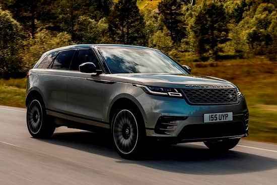 Range Rover Velar First Edition 2018 года