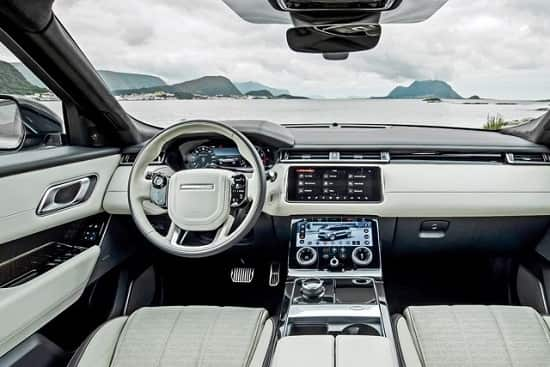 Салон Range Rover Velar First Edition 2018