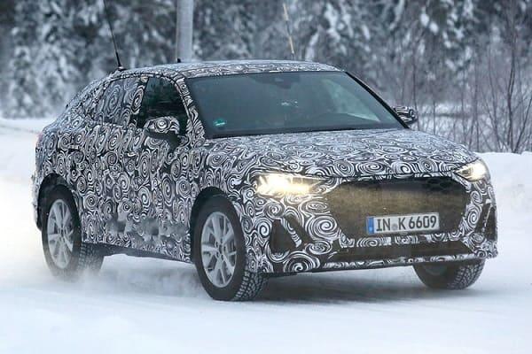 Audi Q4 Coupe