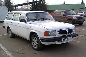 ГАЗ-310231 «Волга»