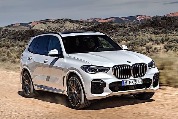 BMW X5 2018 года