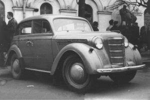 Москвич 401 1954 год
