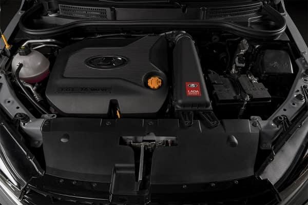 Двигатель LADA Vesta Sport 2019 года