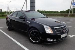 Cadillac CTS 2008 года (2 поколения)