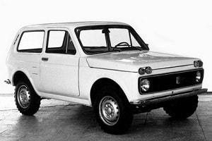 LADA Нива 2121 1974 года