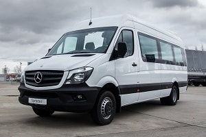 Mercedes-Sprinter-arobus