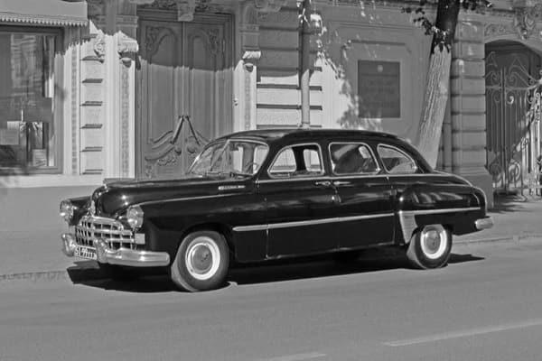 ГАЗ-12 ЗИМ 1950 года