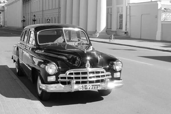 Лимузин ГАЗ-12 ЗИМ