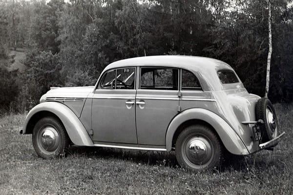 Москвич 400 1946 года