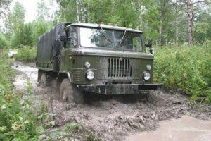 ГАЗ-66 Шишига