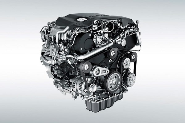 6-цилиндровый двигатель