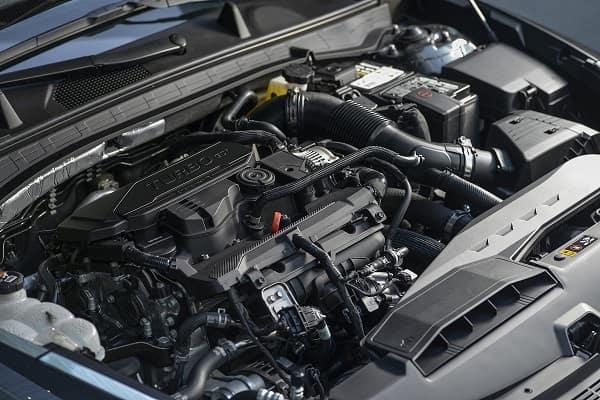 Двигатель Hyundai Sonata 2019 года
