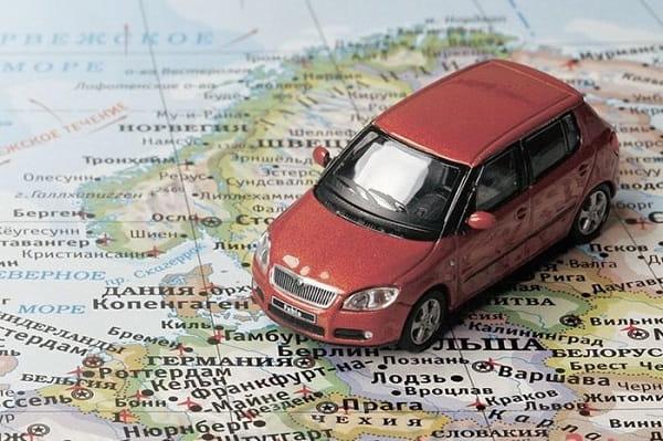 Покупка автомобиля за границей
