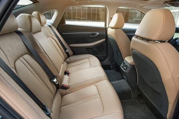 Салон Hyundai Sonata 2019