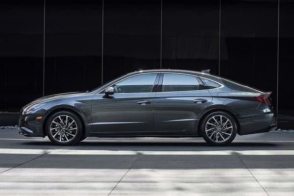 Седан Новый Hyundai Sonata 2019 года