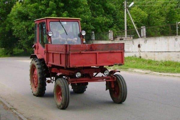 Трактор Т-16М