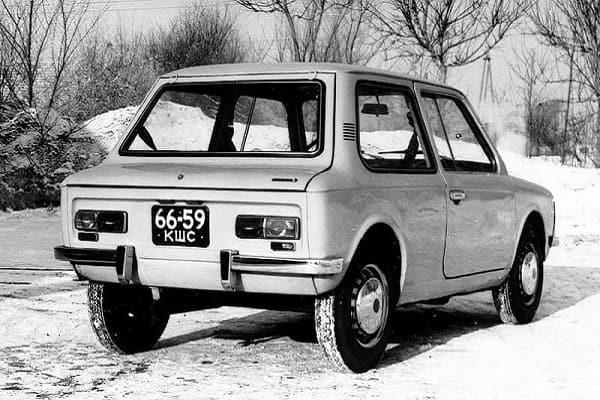 ВАЗ Э1101