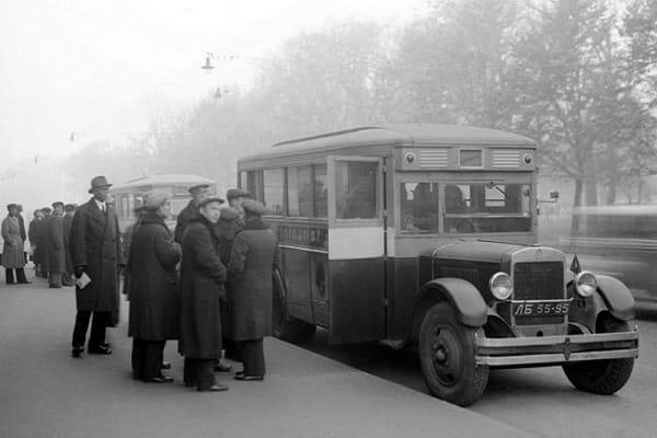 Автобус ZIS-8